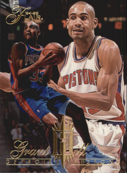 1994-95 Flair #213 Grant Hill RC