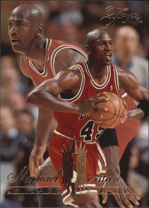 1994-95 Flair #326 Michael Jordan