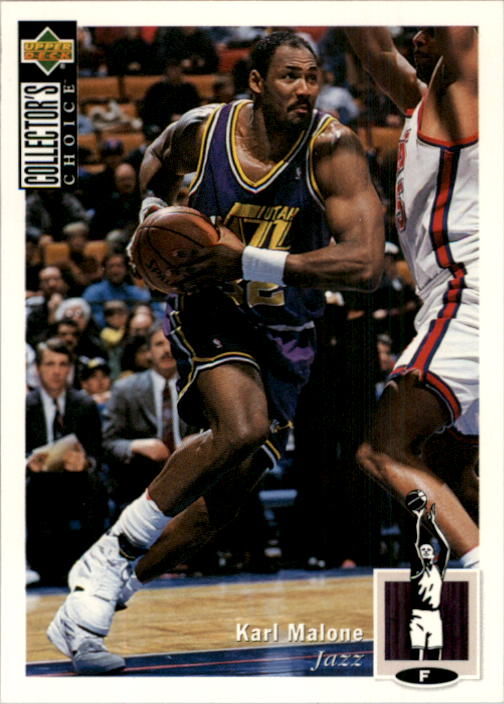 1994-95 Collector's Choice #32 Karl Malone
