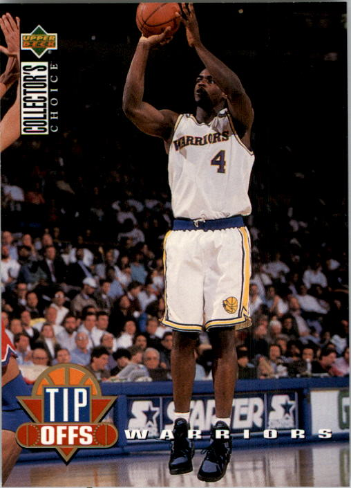 1994-95 Collector's Choice #174 Chris Webber TO