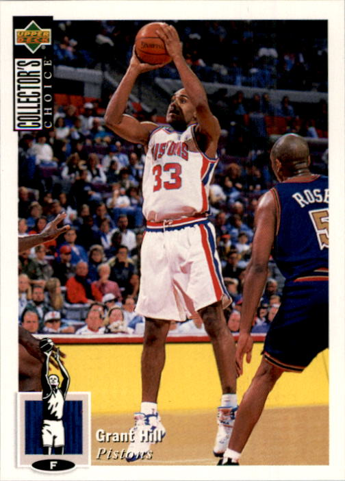1994-95 Collector's Choice #219 Grant Hill RC