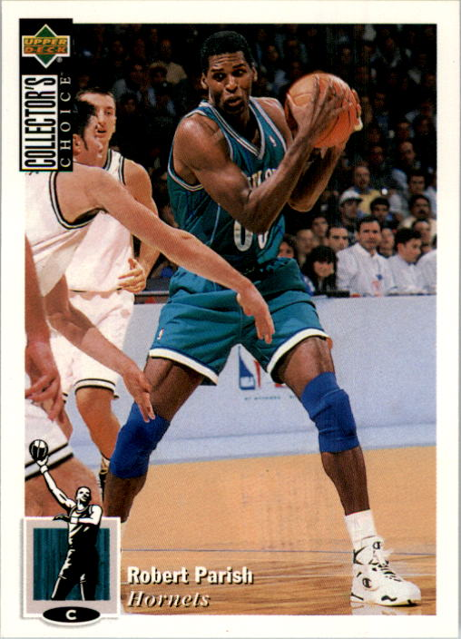 1994-95 Collector's Choice #248 Robert Parish