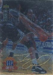 1994-95 Collector's Choice Gold Signature #184 Shaquille O'Neal TO