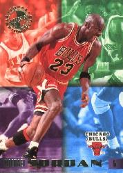 1994-95 Stadium Club Members Only 50 #20 Michael Jordan