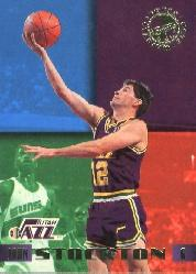 1994-95 Stadium Club Members Only 50 #30 John Stockton
