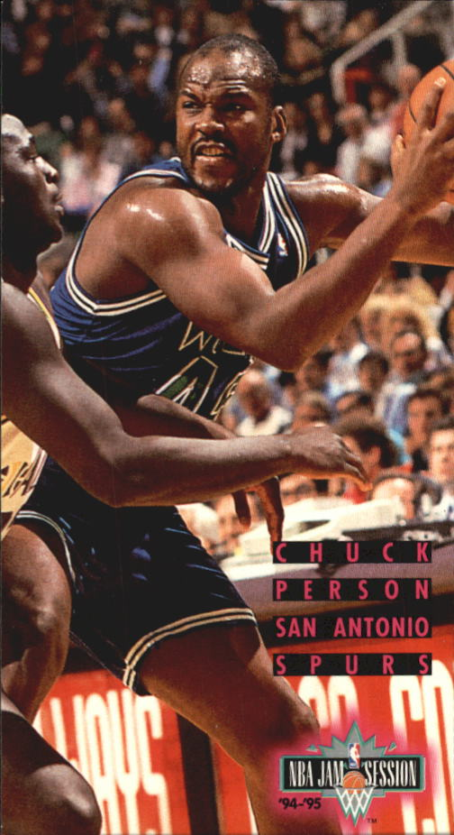 1994-95 Jam Session #173 Chuck Person
