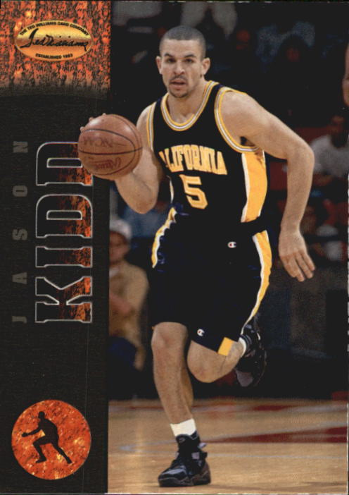 1995 Ted Williams #33 Jason Kidd