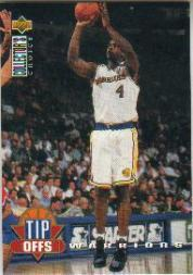 1994-95 Collector's Choice International French #174 Chris Webber TO