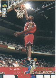 1994-95 Collector's Choice International French #200 Chris Webber PRO
