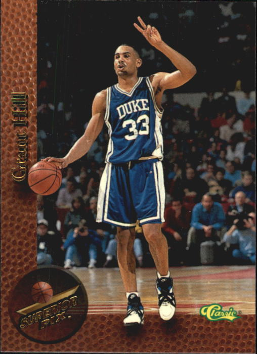 1995 Superior Pix #3 Grant Hill