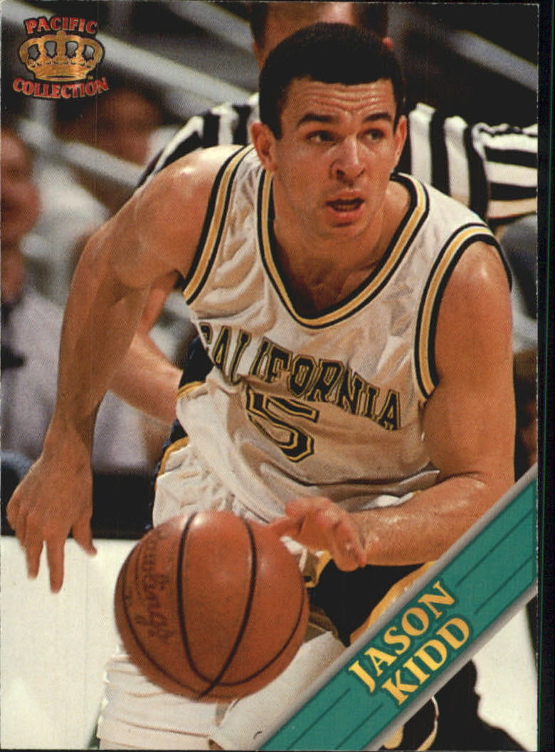1995 Pacific Prisms #36 Jason Kidd