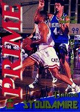 1995 Signature Rookies Prime Signatures #38 Damon Stoudamire