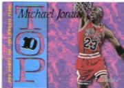 1995-96 Hoops Top Ten #AR7 Michael Jordan