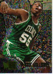 1995-96 Metal #129 Eric Williams RC