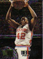 1995-96 Metal #146 Theo Ratliff RC