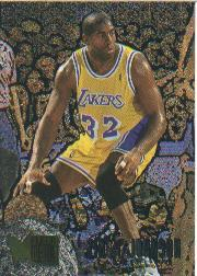 1995-96 Metal #161 Magic Johnson front image