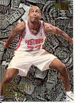 1995-96 Metal #210 Grant Hill NB