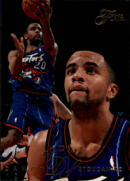 1995-96 Flair #220 Damon Stoudamire RC