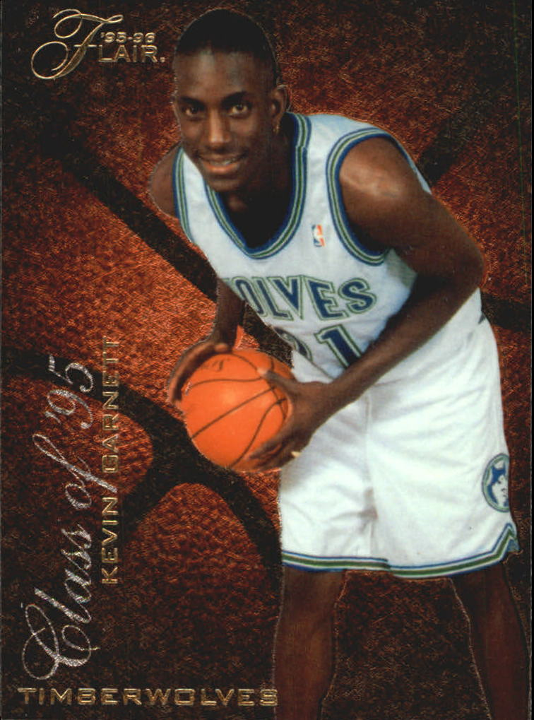 1995-96 Flair Class of '95 #R2 Kevin Garnett