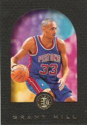1995-96 E-XL #24 Grant Hill