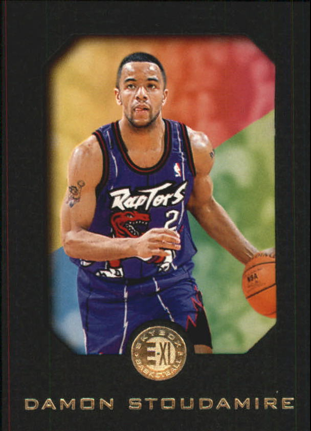 1995-96 E-XL #80 Damon Stoudamire RC