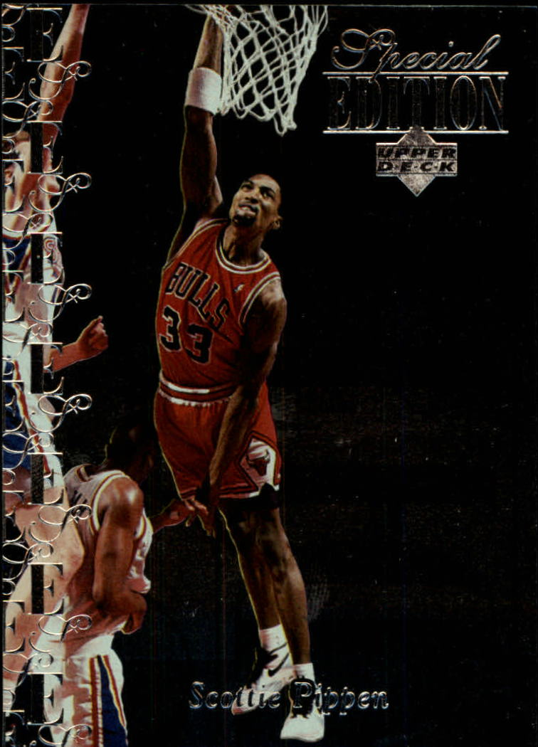 1995-96 Upper Deck Special Edition #11 Scottie Pippen