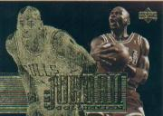 1995-96 Upper Deck Jordan Collection #JC16 Michael Jordan/Amazing Performances
