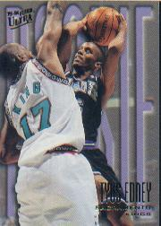 1995-96 Ultra #271 Tyus Edney RC