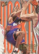 1995-96 Ultra #272 Michael Finley RC