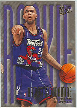 1995-96 Ultra #290 Damon Stoudamire RC