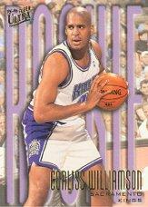 1995-96 Ultra #297 Corliss Williamson RC