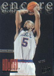 1995-96 Ultra #315 Juwan Howard ENC