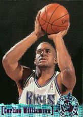 1995-96 Stadium Club #345 Corliss Williamson RC