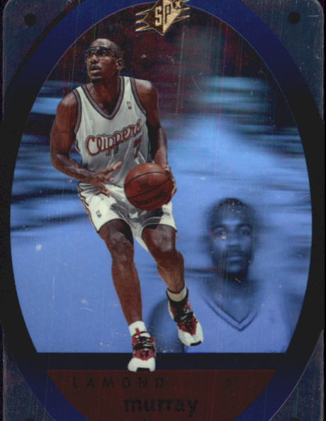 1996 SPx #23 Lamond Murray