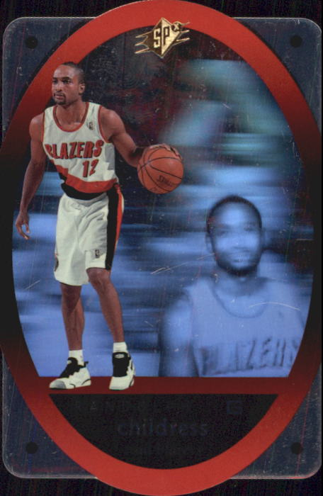 1996 SPx #39 Randolph Childress