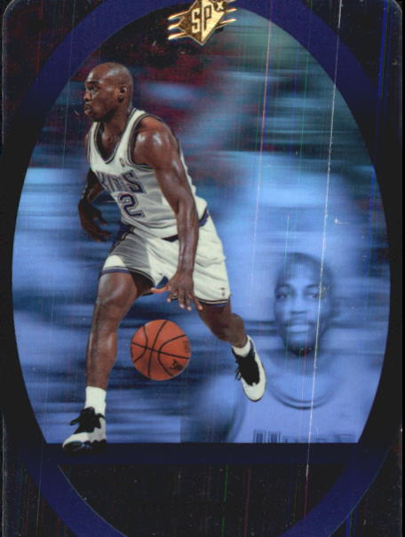 1996 SPx #42 Mitch Richmond