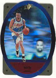1996 SPx Gold #9 Chris Mills