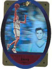 1996 SPx Gold #22 Brent Barry