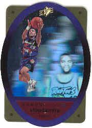 1996 SPx Gold #46 Damon Stoudamire