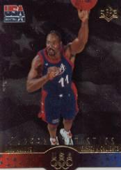 1996 Upper Deck USA SP Career Statistics #S3 Karl Malone