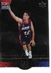 1996 Upper Deck USA SP Career Statistics #S10 John Stockton