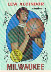 1996 Topps Stars Reprints #1 Lew Alcindor