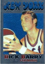 1996 Topps Stars Reprints #5 Rick Barry