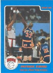 1996 Topps Stars Reprints #16 Patrick Ewing