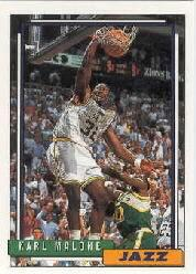 1996 Topps Stars Reprints #26 Karl Malone