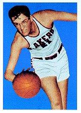 1996 Topps Stars Reprints #30 George Mikan