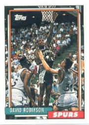 1996 Topps Stars Reprints #39 David Robinson