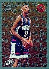 1996 Press Pass Lotto #5 Ray Allen
