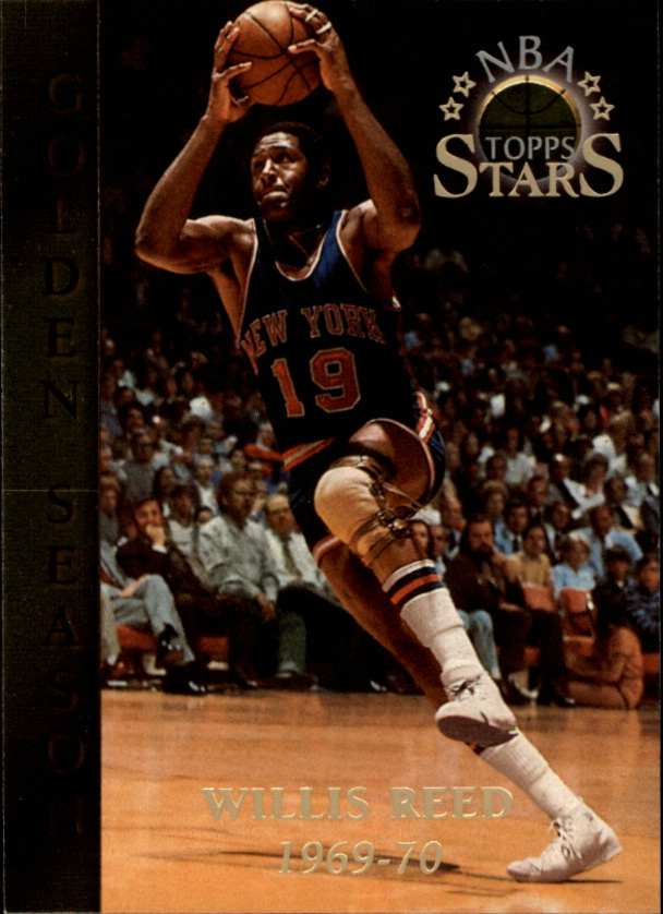 1996 Topps Stars #87 Willis Reed GS