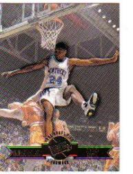 1996 Press Pass #6 Antoine Walker